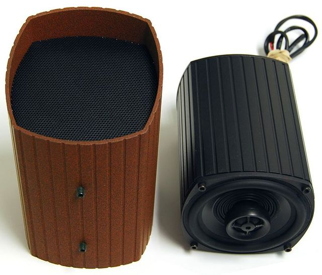"James Loudspeaker® 6.5"" 2-Way All-Terrain Outdoor Speaker-62AT4-62AT4"