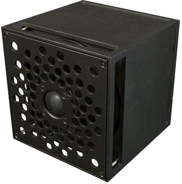 """James Loudspeaker® 6"""" Full-Range Freestanding Loudspeaker-63CUBE-63CUBE"""