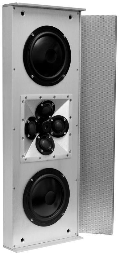 James Loudspeaker® 2-Way On-Wall Loudspeaker-66ow-66ow