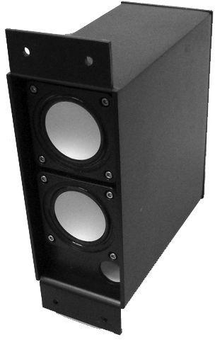"James Loudspeaker® 2"" 2-Way Speaker-C-22AL-C-22AL"