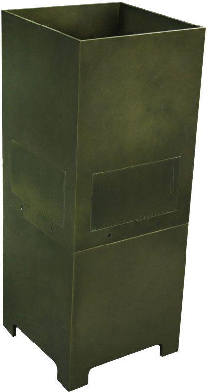 James Loudspeaker® Omnidirectional 3-Way Bi-Amped All-Terrain Speaker/Planter-OMNI109AT4-P-OMNI109AT4-P