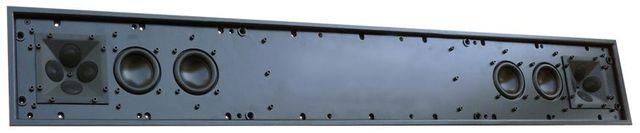 "James Loudspeaker® 3"" LR Stereo Sound Bar Speaker-QX3LR-QX3LR"