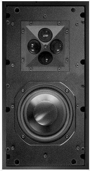 "James Loudspeaker® 5.25"" 2-Way Full-Range In-Wall Speaker-QX520-QX520"