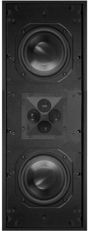 "James Loudspeaker® 5.25"" 2-Way Full-Range In-Wall Speaker-QX530-QX530"