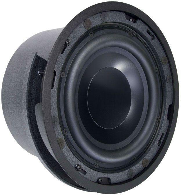 """James Loudspeaker® 8"""" In-Ceiling Subwoofer-QXC8S-S-QXC8S-S"""