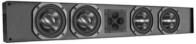 James Loudspeaker® Left, Right, or Center Channel Sound Bar Speaker-SPL5QC-SPL5QC