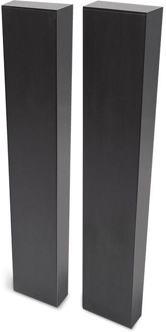 James Loudspeaker® Centergy Sound Bar Speaker Pair-SPL6QCS-SPL6QCS