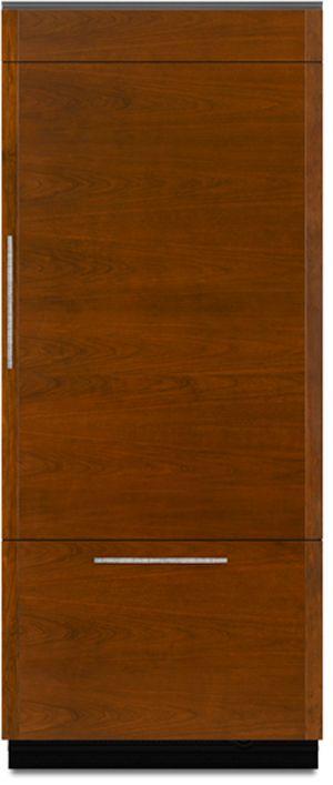 JennAir® 20.4 Cu. Ft. Built In Bottom Freezer Refrigerator-Custom Panel-JB36NXFXRW