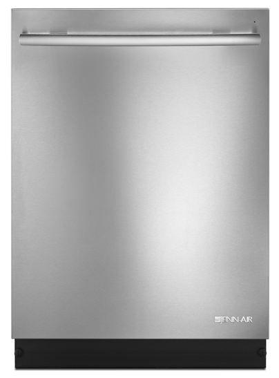"JennAir® 24"" TriFecta Dishwasher-Euro-Style Stainless-JDB8200AWS"
