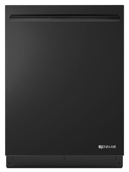 "JennAir® 24"" TriFecta Dishwasher-Floating Glass Black-JDB8500AWY"
