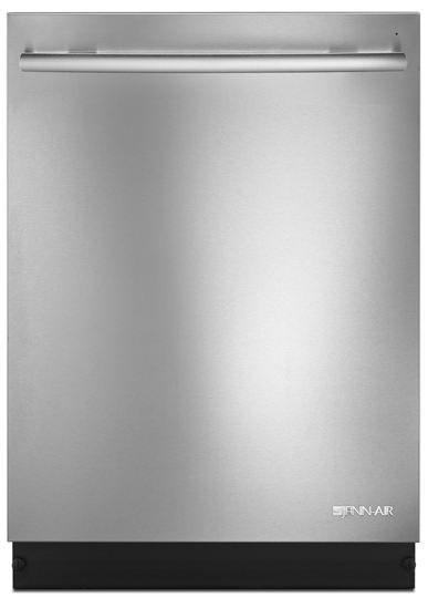 "JennAir® 24"" TriFecta Dishwasher-Euro-Style Stainless-JDB8700AWS"