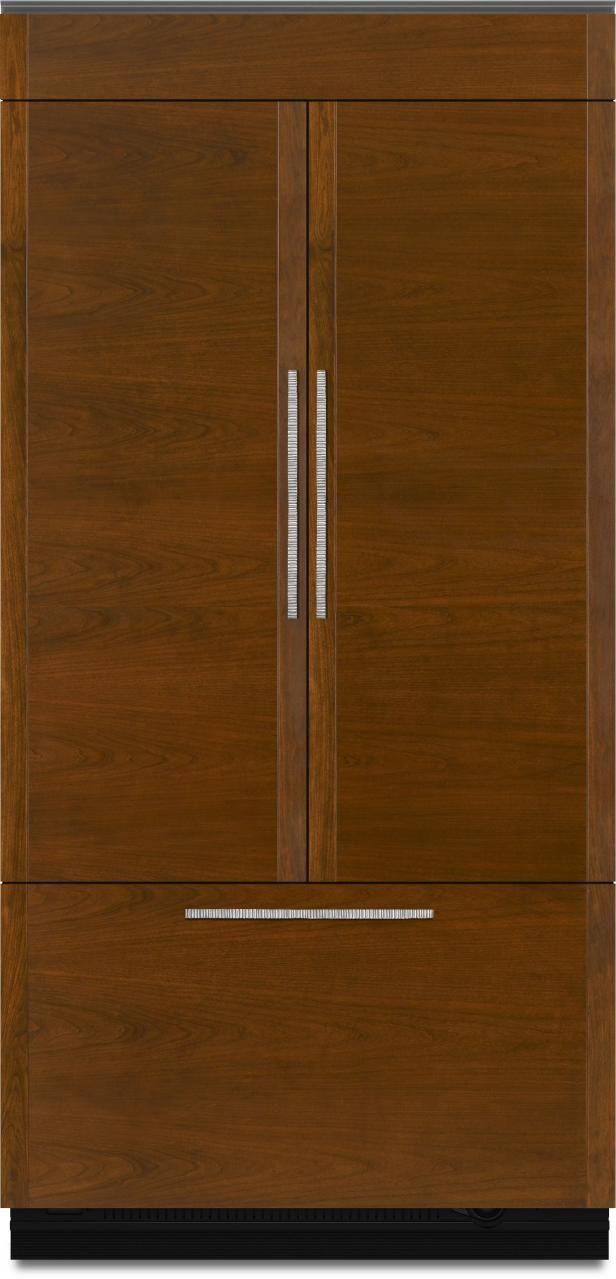 JennAir® 21.0 Cu. Ft. Built In French Door Refrigerator-Panel Ready-JF36NXFXDE