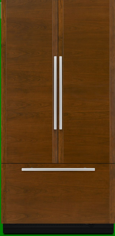 JennAir® 24.2 Cu. Ft. Built In French Door Refrigerator-Panel Ready-JF42NXFXDE