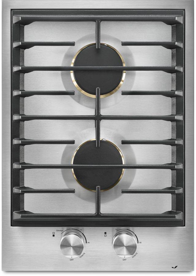 "JennAir® 15"" Modular Gas Cooktop-Stainless Steel-JGC3215GS"
