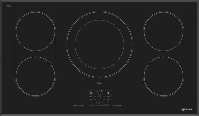 "JennAir® 36"" Induction Cooktop-Black-JIC4536XB"