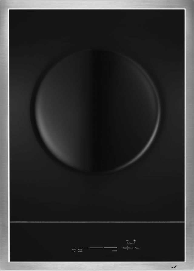 "JennAir® 15"" Modular Induction Wok Cooktop-Stainless Steel-JIE4115GS"