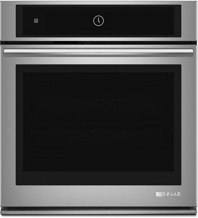 """JennAir® 27"""" Built In Single Oven-Stainless Steel-JJW2427DS"""