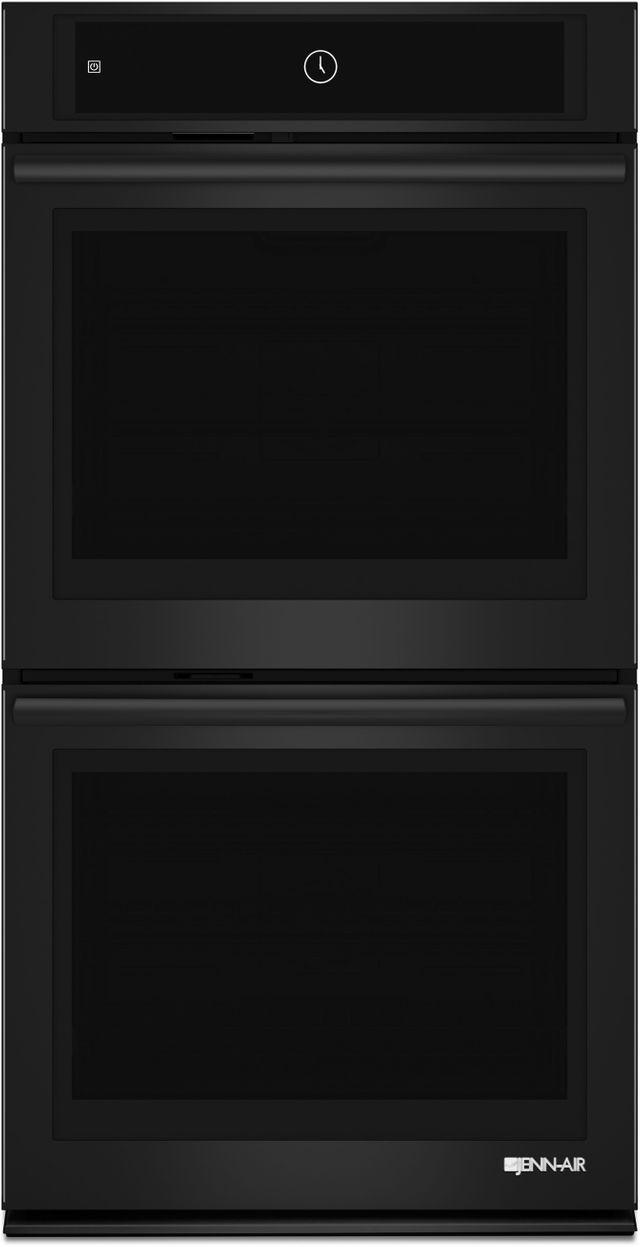 """JennAir® 27"""" Built In Double Oven-Black-JJW2827DB"""