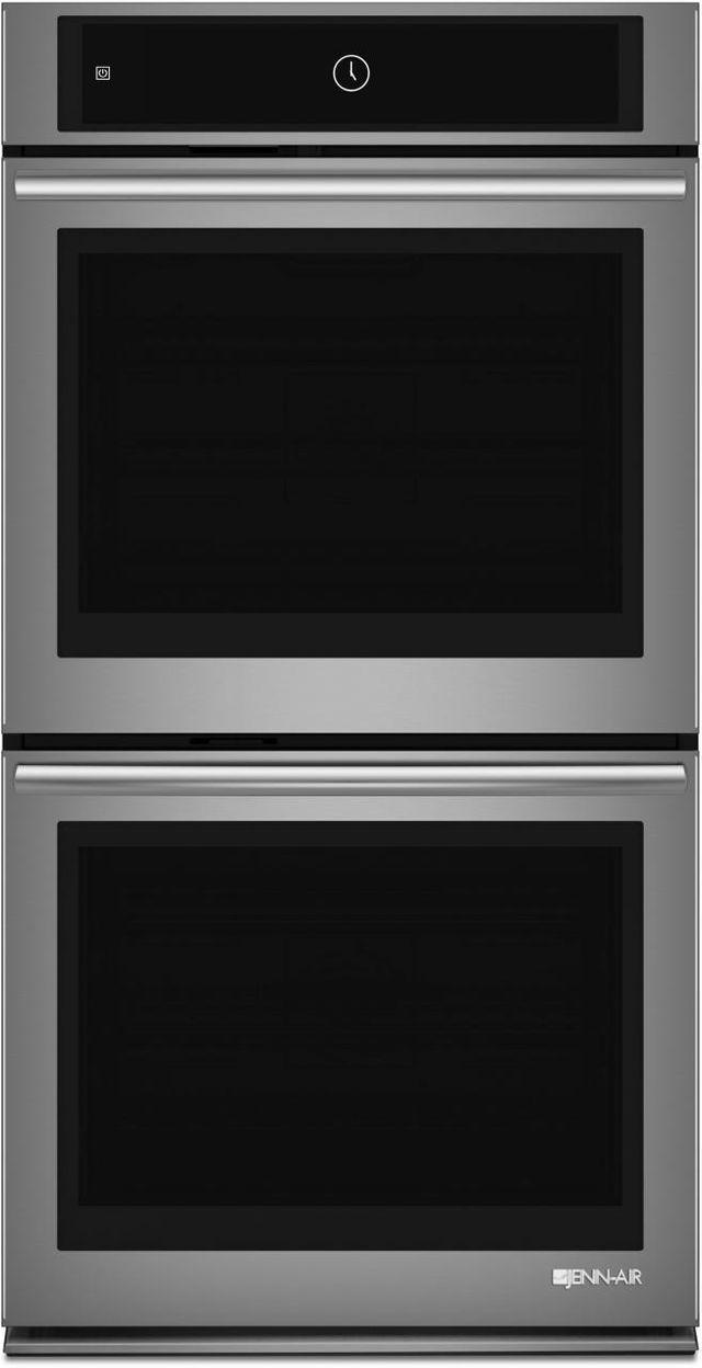"""JennAir® 27"""" Built In Double Oven- Stainless Steel-JJW2827DS"""