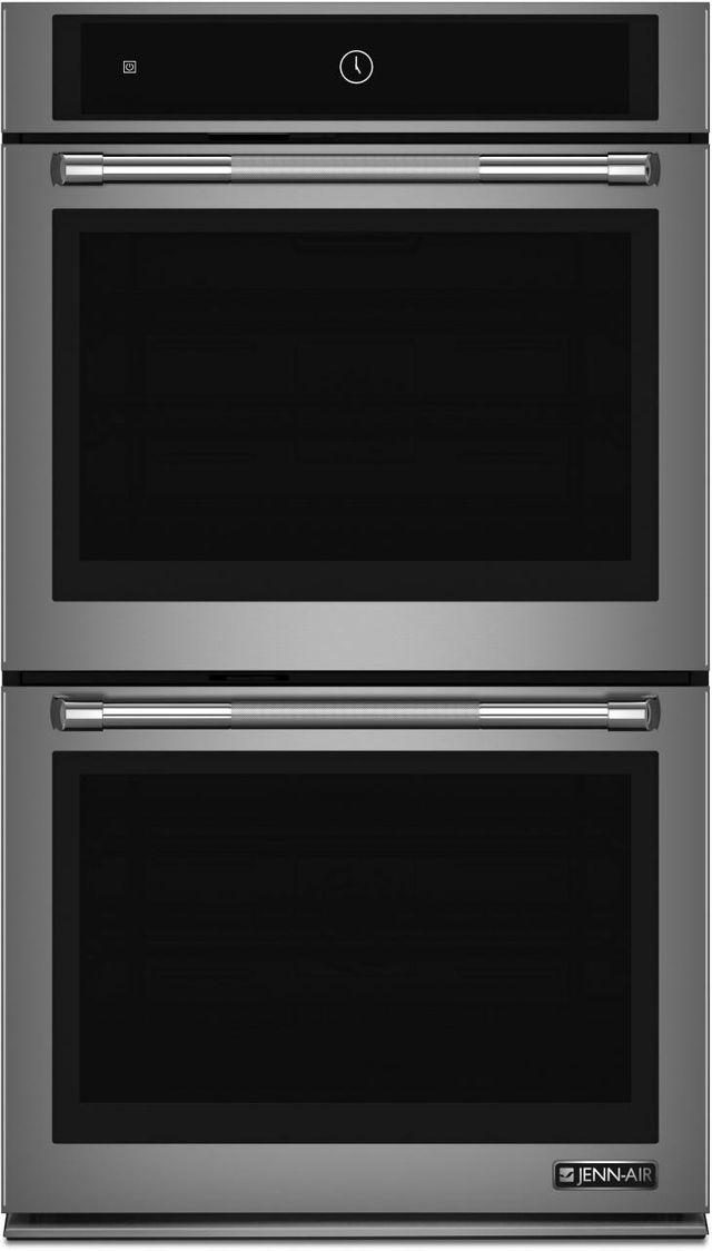 """JennAir® 30"""" Built In Double Oven- Stainless Steel-JJW2830DP"""