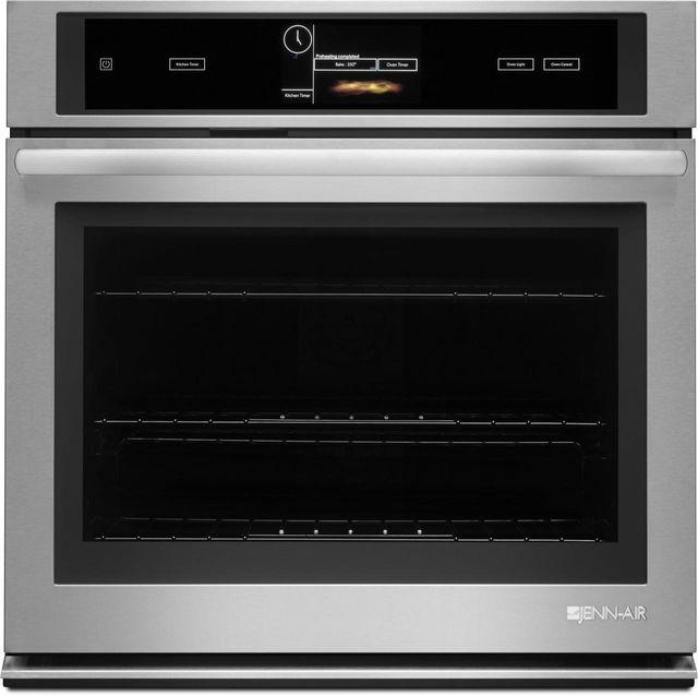 """JennAir® 30"""" Built In Single Oven-Stainless Steel-JJW3430DS"""