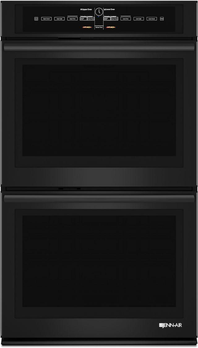 """JennAir® 30"""" Built In Double Oven-Black-JJW3830DB"""