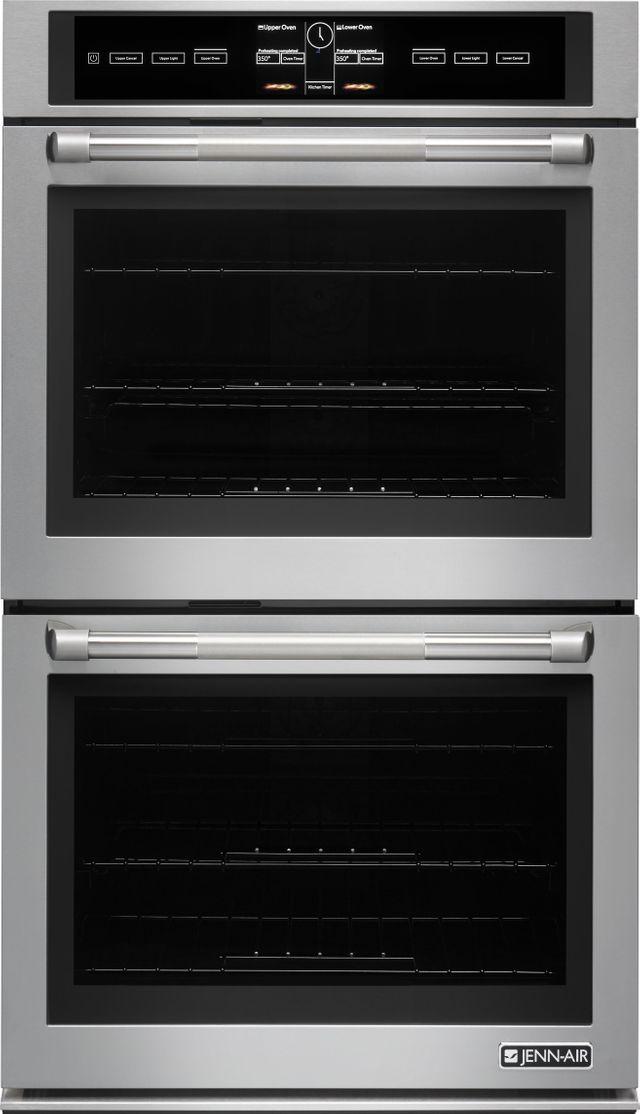 """JennAir® 30"""" Built In Double Oven-Stainless Steel-JJW3830DP"""