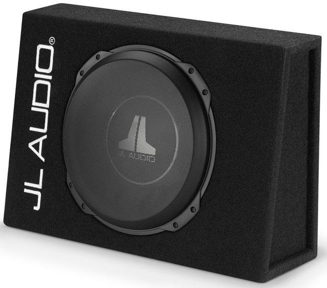 JL Audio® Single 12TW3 Truck PowerWedge™ Subwoofer System-CS112TG-TW3