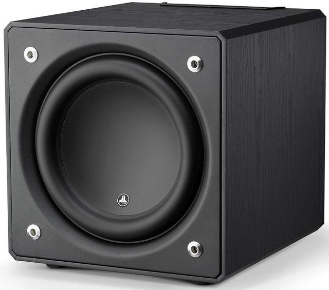 """JL Audio E-sub 12"""" Powered Subwoofer Speaker-Black Ash-E112-ASH-E112-ASH"""