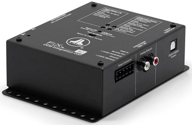 JL Audio® OEM Integration DSP-FiX-82