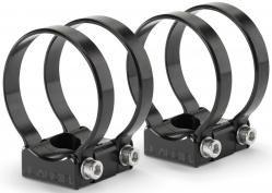 JL Audio® VeX™ Enclosed Speaker System Swivel Mount Fixture-PS-SWMCP-B-2.500