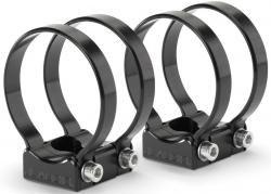 JL Audio® VeX™ Enclosed Speaker System Swivel Mount Fixture-PS-SWMCP-B-2.625
