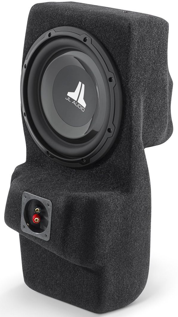 JL Audio 2000-2006 BMW X5 Subwoofer Stealthbox-SB-B-X5/10W1v3