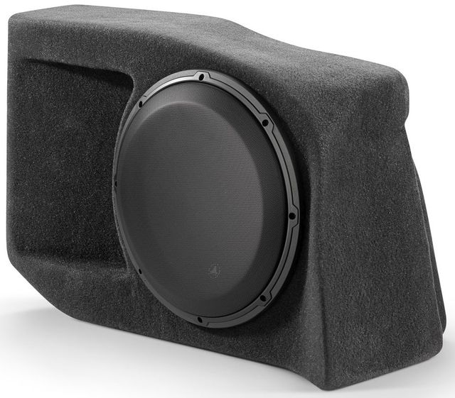 JL Audio 2005-2009 Ford Mustang Coupe Subwoofer Stealthbox-SB-F-MUCUPE/13W3v3