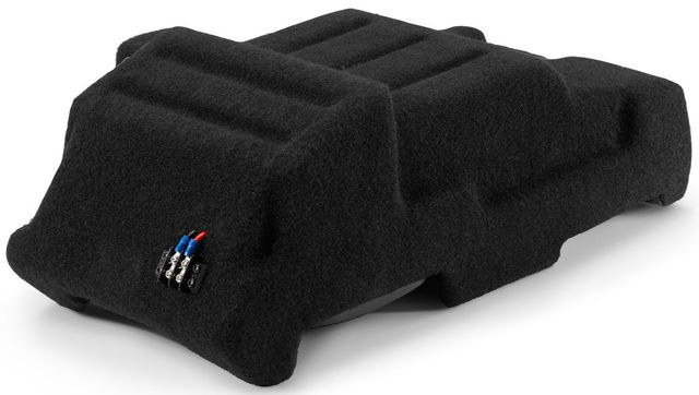 JL Audio 2015-Up Full-Size SUV's  Subwoofer Stealthbox-SB-GM-4GSUVCNSL/10TW1