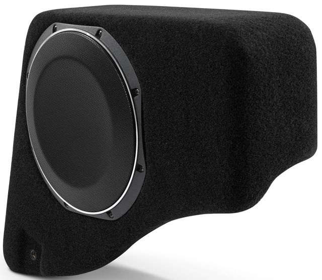 JL Audio 2007-Up Jeep Wrangler Unlimited Subwoofer Stealthbox®-SB-J-WRUP/10TW1-BK
