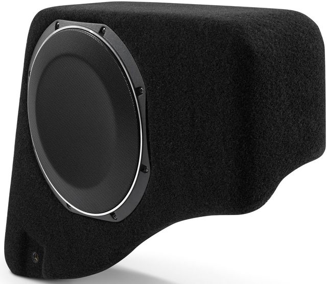 JL Audio 2007-Up Jeep Wrangler Unlimited Subwoofer Stealthbox®-SB-J-WRUP/10TW1-DG