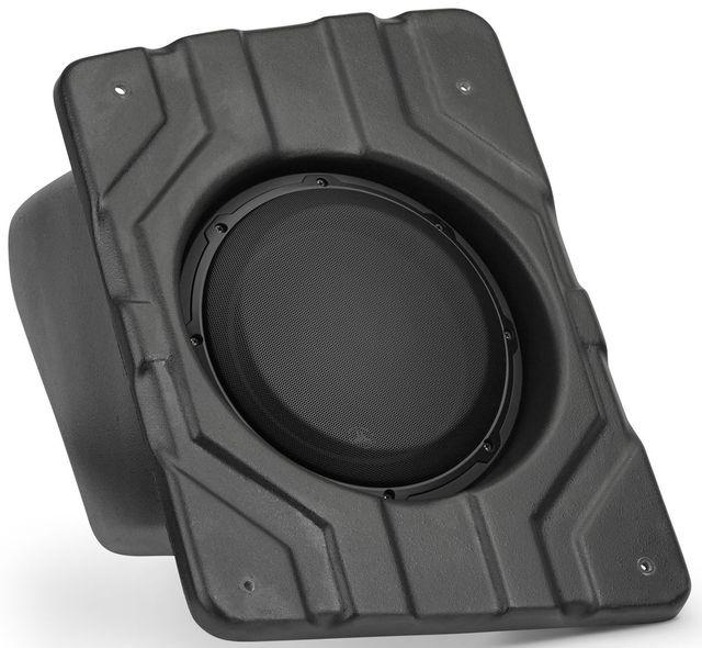 JL Audio® Passenger Side Stealthbox®-SB-POL-SLINGSUBP/10W3v3-4