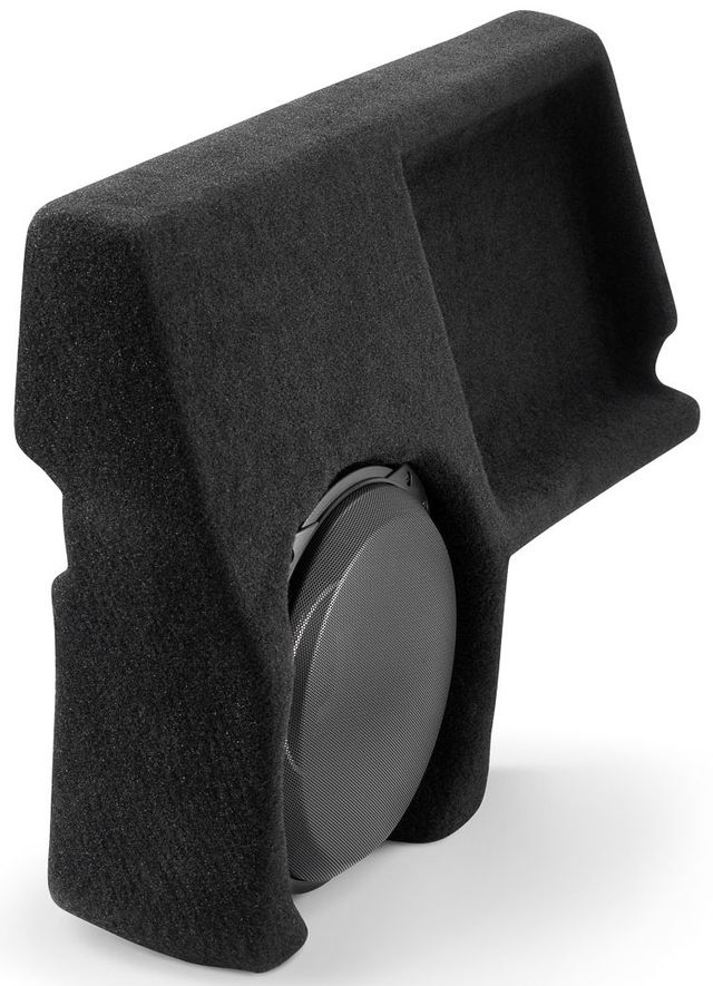 JL Audio 2012-2015 Toyota Tacoma Double Cab Subwoofer Stealthbox®-SB-T-TACDC12/10TW3