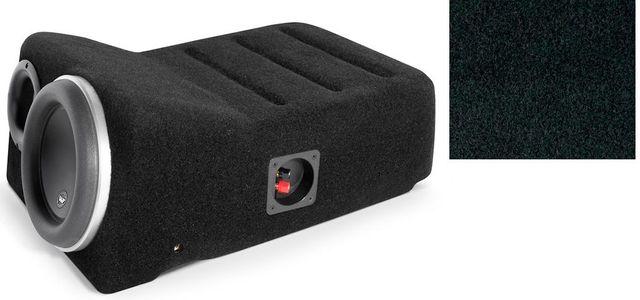 JL Audio 2007-2013 Toyota Tundra Double Cab Subwoofer Stealthbox®-SB-T-TUNDC/8W7-BK