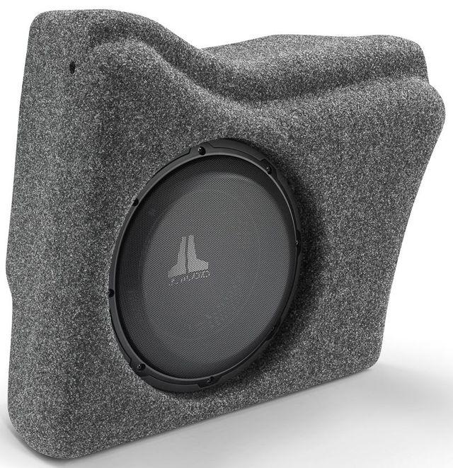 JL Audio 2011-2018 Volkswagen Jetta Subwoofer Stealthbox-SB-VW-JETNCS-10W1v3