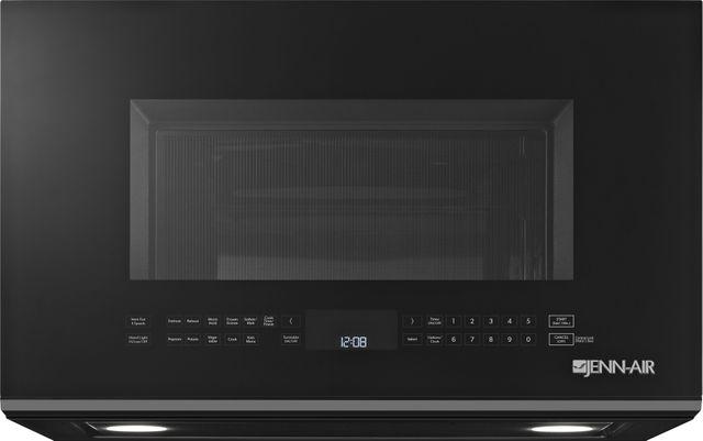 JennAir® Over The Range Microwave Oven-Black-JMV8208CB