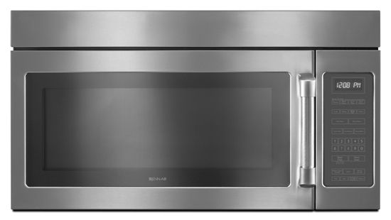 JennAir® Over The Range Microwave Oven-Pro All Stainless Cabinet-JMV8208WP