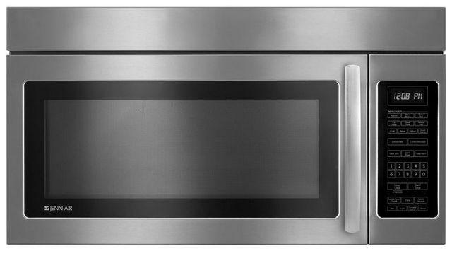 JennAir® Over The Range Microwave Oven-Stainless Steel-JMV9186WS