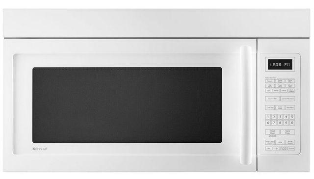 JennAir® Over The Range Microwave Oven-White-JMV9186WW