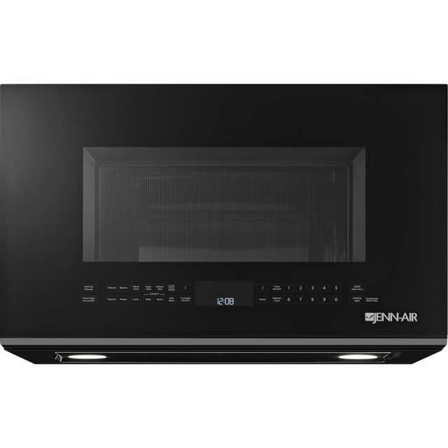 JennAir® Over The Range Microwave Oven-Black-JMV9196CB