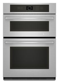 """JennAir® 30"""" Electric Oven/Microwave Combo Built In-Stainless Steel-JMW2330WS"""