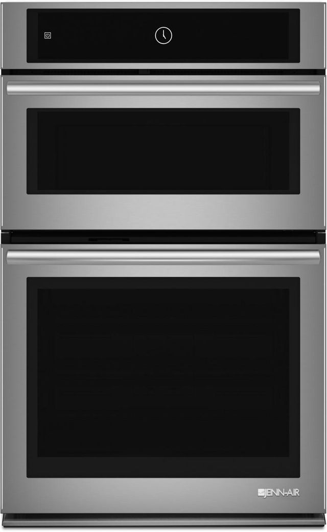 """JennAir® 27"""" Stainless Steel Electric Oven/Micro Oven-JMW2427DS"""