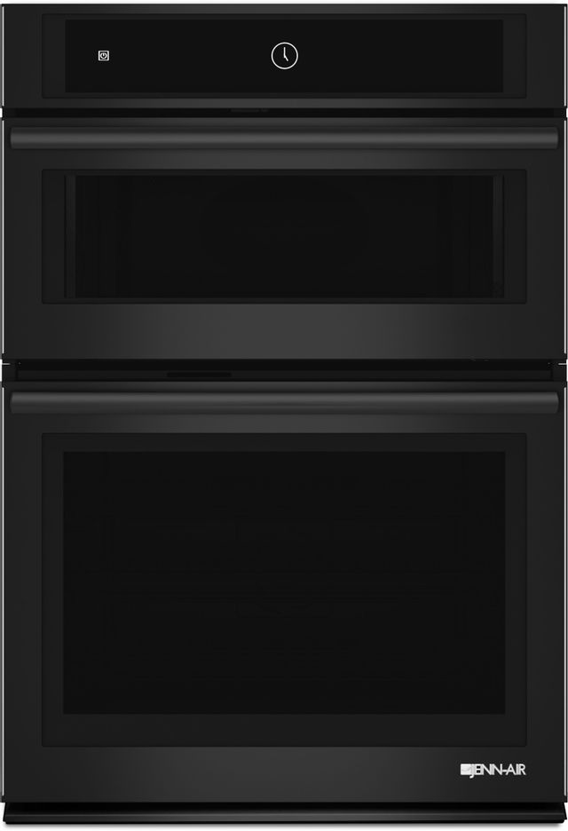 "JennAir® 30"" Electric Oven/Micro Oven-Black-JMW2430DB"