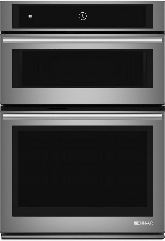 """JennAir® 30"""" Stainless Steel Electric Oven/Micro Oven-JMW2430DS"""